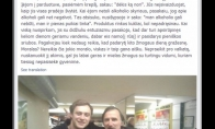 Gėris Lietuvoje - vis dar gyvas