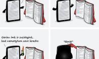 Knyga prieš technologijas