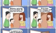 Labai rūpestingas tėtis
