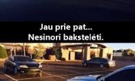 Parkavimosi paradoksas