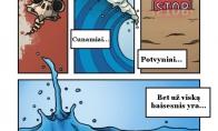 Baisiausia vandens savybė
