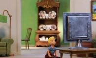Tikroji televizorių daroma žala