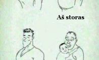 Priežastis, kodėl tėčiai stori