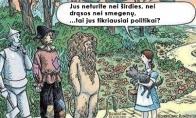 Kaip atpažint politikus?