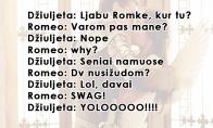 Romeo ir Džiuljeta 2014