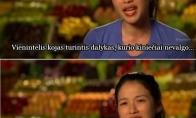 Ko nevalgo kiniečiai?