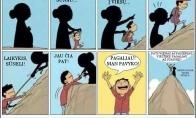 Kam turime būti dėkingi?