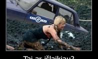 Vairavimo egzamino diena