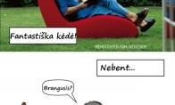 Nereali kėdė