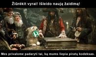 Piratų kodeksas