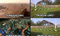 Rusų progreso ypatumai