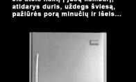 Šaldytuvo kerštas