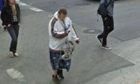 Neįtikėtini kadrai, užfiksuoti Google map kameromis