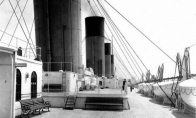 Autentiškos Titaniko nuotraukos