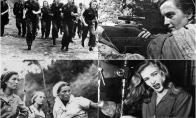 Kariaujančios moterys