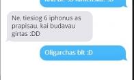 7-nto iPhone savininkas