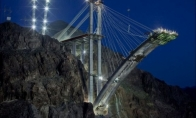 Tilto virš užtvankos statyba