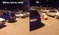 Dažna vairuotojų situacija