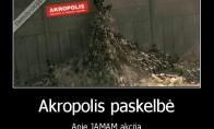 "Akropolio ""JAMAM"""