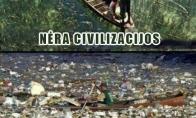 Civilizacijos kaina