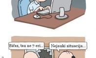 Internetinių maniakų susitikimas