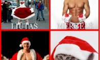 Kas atneš jums dovanas Kalėdų naktį? [MOTERIMS]
