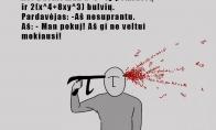 Matematika gyvenime