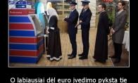 Euro įvedimo problemos
