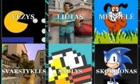 Koks jūs žaidimo veikėjas pagal zodiako ženklą?