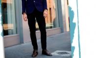 Kai vyrai nešioja siaurus džinsus