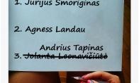 Monikos Šalčiūtės juodasis sąrašas