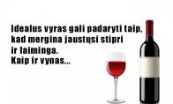 Vyro ir vyno panašumai