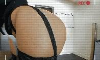 Minkštų užpakaliukų GIF rinkinys