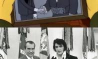 Atkartotos istorinės scenos Simpsonuose