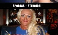 Moteris + sportas
