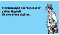 Facebook priklausomybės gydymas