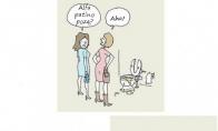 Kita versija: kodėl moterys į tualetą eina dviese?
