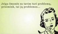Žmonių problemos