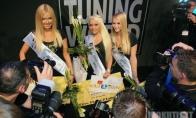 Miss Tiuning konkurso 2011 metų rezultatai