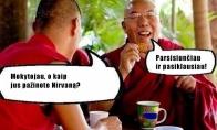 Kaip pažint Nirvaną?