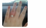 Kai sužadėtinis pataupo ant žiedo