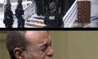 Kodėl bijau policijos...
