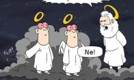 Kaip atsiranda krentančios žvaigždės?