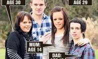 Normali dabartinė šeima