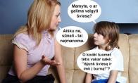 Vaikiška logika