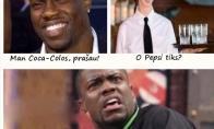 Žmonėms, kurie nejaučia skirtumo tarp Colos ir Pepsio