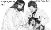Jei Jėzus būtų pi*dukas