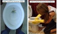 Tualeto valymo ypatumai