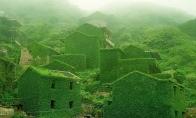 Miestelis, kurį pasiglemžė gamta