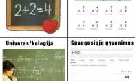Matematikos nauda